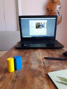 Setting Videositzung Dr. Ero Langlotz